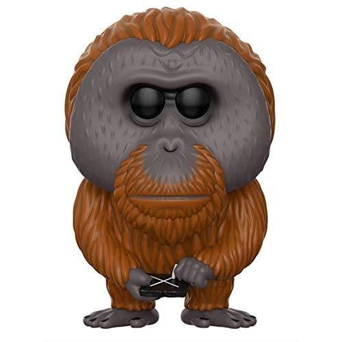 FUNKO POP! MOVIES: WAR FOR THE PLANET OF THE APES MAURICE #454