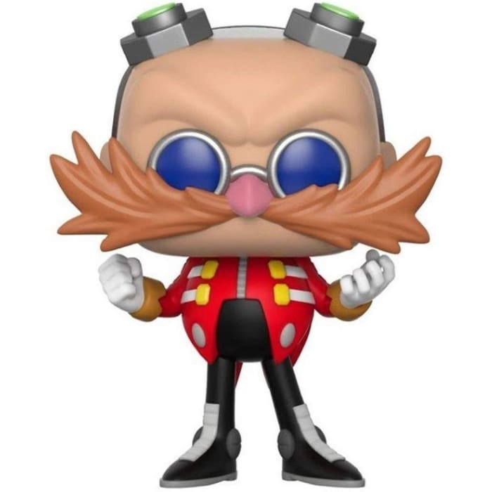 FUNKO POP SONIC THE HEDGEHOG 20149 DR. EGGMAN #286