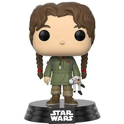 FUNKO POP! STAR WARS ROGUE ONE YOUNG JYN ERSO BOBBLEHEAD #185