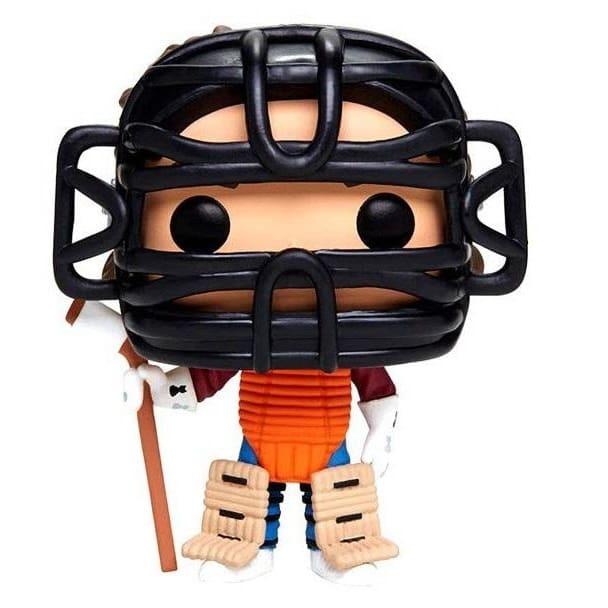 FUNKO POP! TELEVISION STRANGER THINGS DUSTIN (IN HOCKEY GEAR) #719