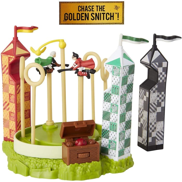 HARRY POTTER PLAYSET- QUIDDITCH ARENA