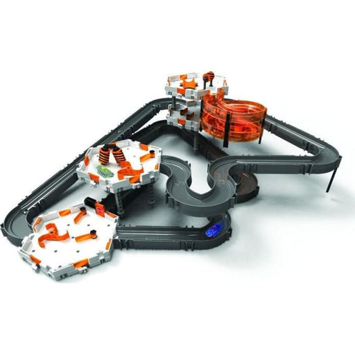 HEXBUG NANO ELEVATION CONSTRUCTION HABITAT SYSTEM SET & RARE MUTATION