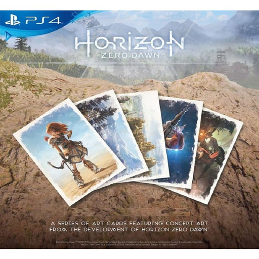 HORIZON: ZERO DAWN - ART CARDS