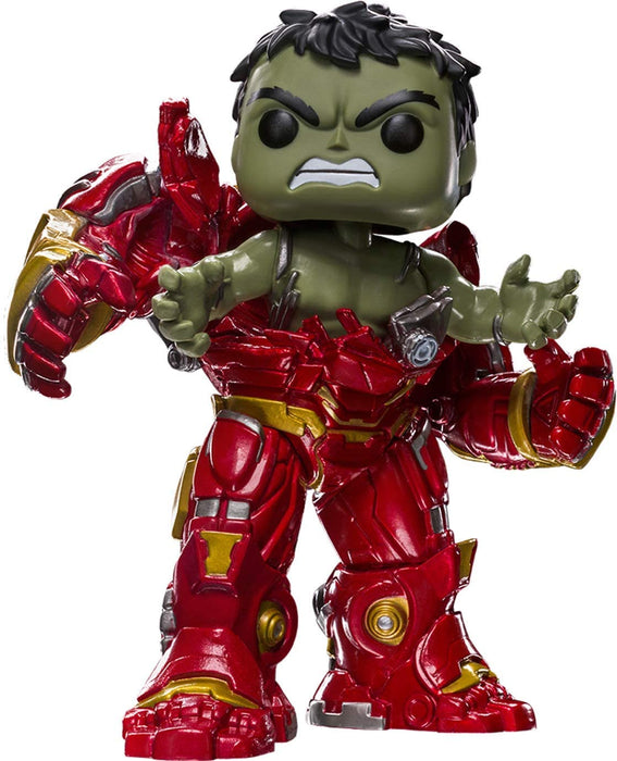 FUNKO POP! MARVEL AVENGERS INFINITY WAR: HULK BUSTING OUT OF HULKBUSTER #306