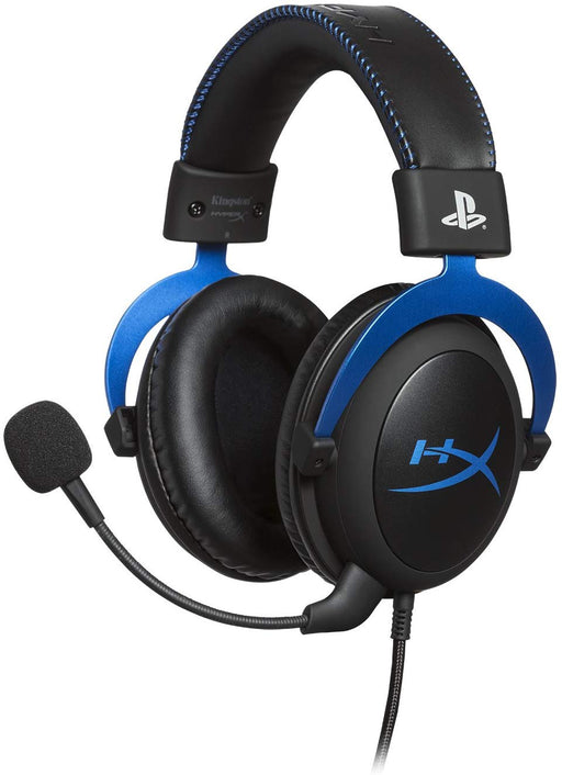 HYPERX CLOUD GAMING HEADSET FOR PS4 & PS4 PRO