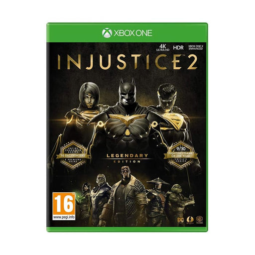INJUSTICE 2 LEGENDARY EDITION - XBOX ONE GAME