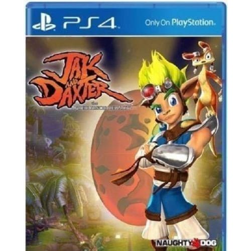 JAK AND DAXTER: THE LOST PRECURSOR LEGACY - PS4 GAME - DIGITAL CODE