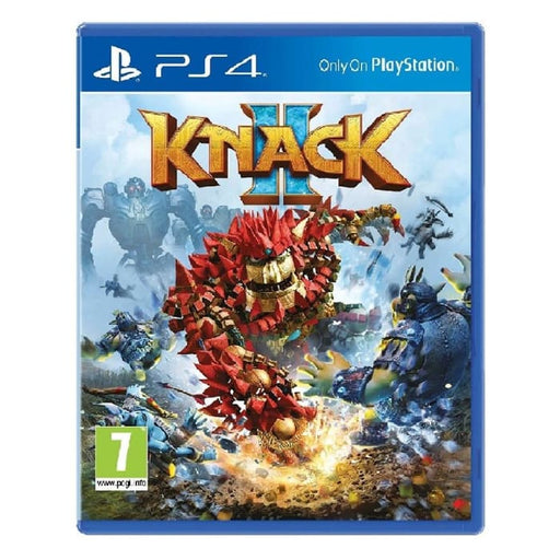 KNACK 2 - PS4 GAME