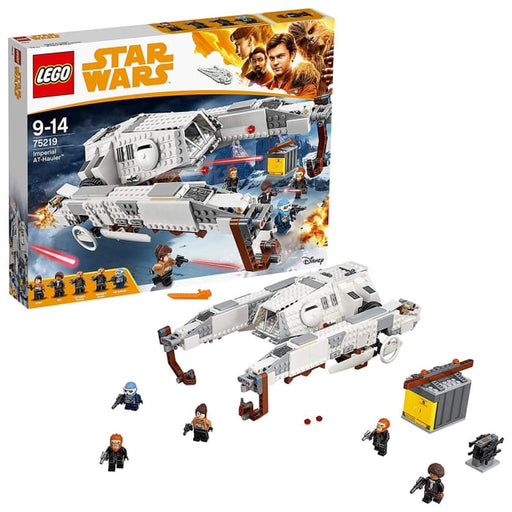 LEGO 75219 STAR WARS IMPERIAL AT-HAULER. STARSHIP MODEL