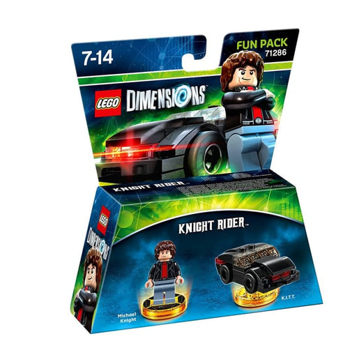 LEGO DIMENSIONS: KNIGHT RIDER - FUN PACK
