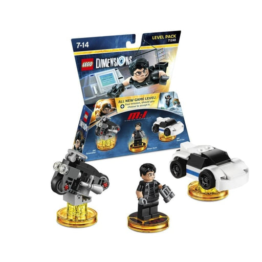 LEGO DIMENSIONS: MISSION IMPOSSIBLE - LEVEL PACK