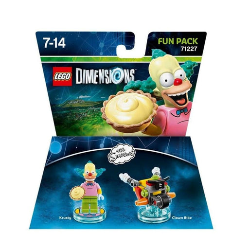 LEGO DIMENSIONS: SIMPSONS KRUSTY - FUN PACK