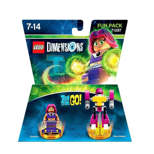 LEGO DIMENSIONS: TEEN TITANS GO! - FUN PACK