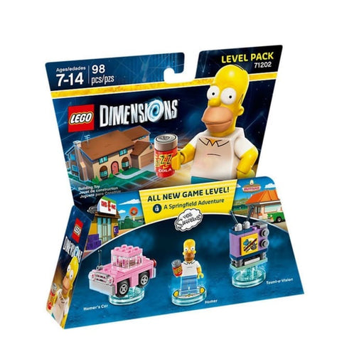 LEGO DIMENSIONS: THE SIMPSONS - LEVEL PACK