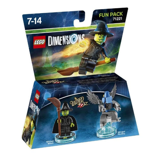 LEGO DIMENSIONS: WIZARD OF OZ WICKED WITCH OF THE WEST - FUN PACK