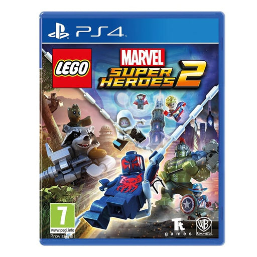 LEGO MARVEL SUPER HEROES 2 - PS4 GAME