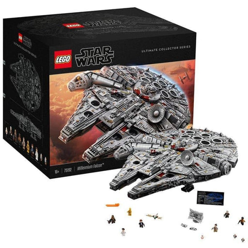 LEGO STAR WARS 75192 - MILLENNIUM FALCON 2017 EDITION