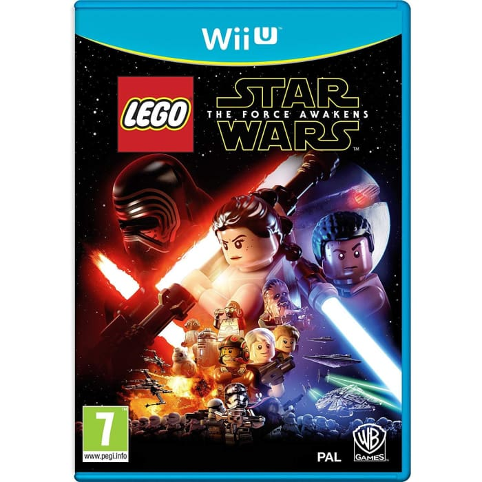 LEGO STAR WARS: THE FORCE AWAKENS - NINTENDO WII U GAME