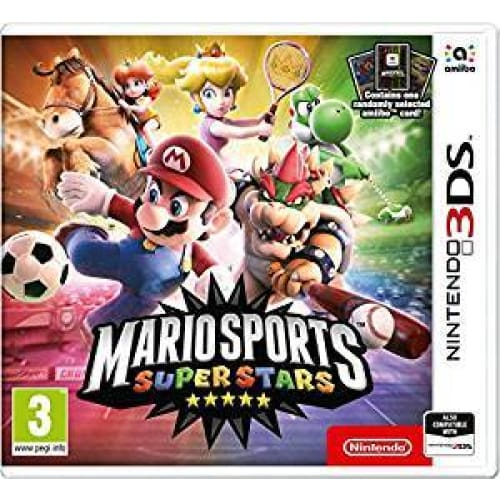 MARIO SPORTS SUPERSTARS - NINTENDO 3DS GAME