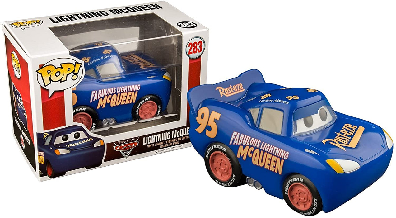 FUNKO POP! VINYL: CARS 3 LIGHTNING MCQUEEN #283