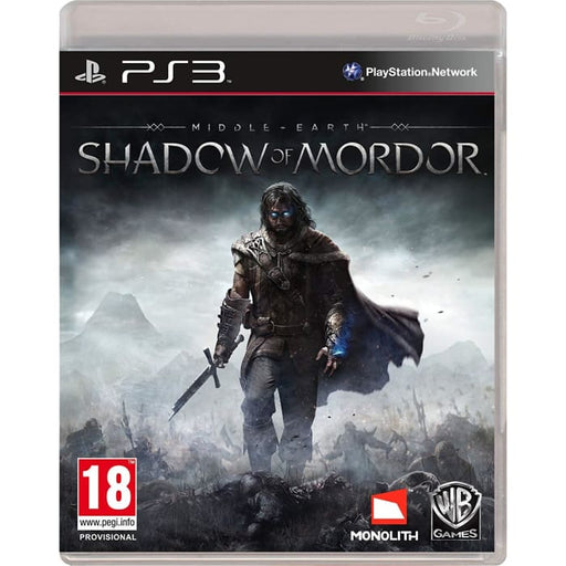 MIDDLE EARTH: SHADOW OF MORDOR - PS3 GAME