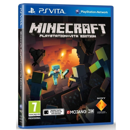 MINECRAFT - PLAYSTATION VITA GAME
