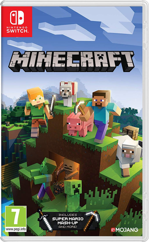 MINECRAFT - NINTENDO SWITCH GAME