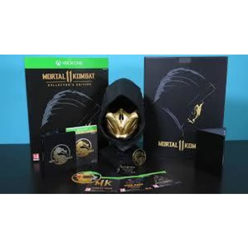 MORTAL KOMBAT 11 COLLECTORS EDITION - XBOX ONE