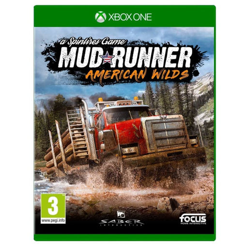 MUDRUNNER AMERICAN WILDS - XBOX ONE GAME