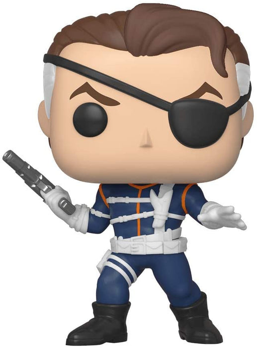 FUNKO POP! MARVEL 80 YEARS: NICK FURY 2019 NYC FALL CONVENTION #528