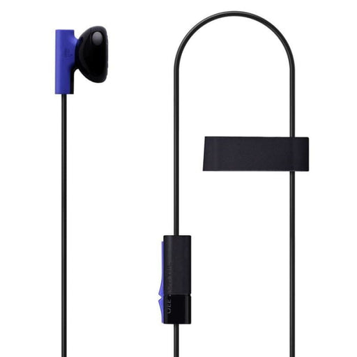 OFFICIAL SONY PLAYSTATION 4 (PS4) MONO CHAT EARBUD WITH MICROPHONE