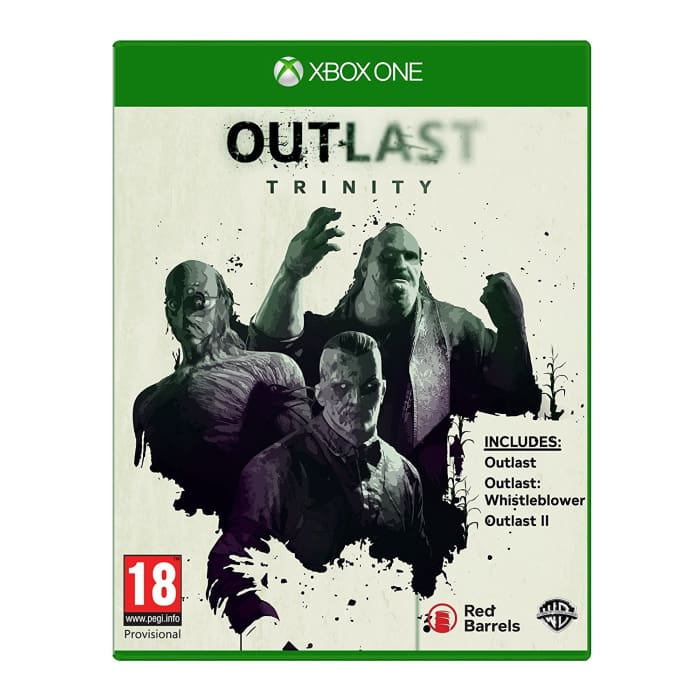 OUTLAST TRINITY - XBOX ONE GAME