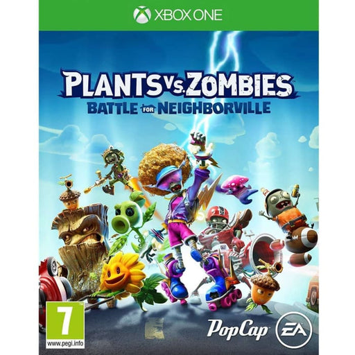 PLANTS VS ZOMBIES: BATTLE FOR NEIGHBORVILLE - XBOX ONE GAME
