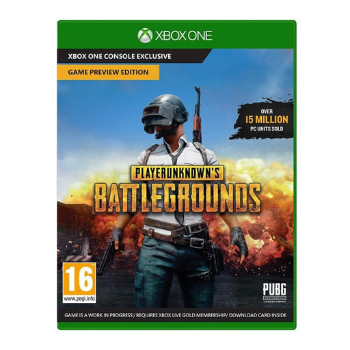 PLAYERUNKNOWN`S BATTLEGROUNDS XBOX ONE