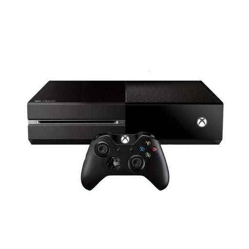 PRE-OWNED | MICROSOFT XBOX ONE 1TB CONSOLE - BLACK