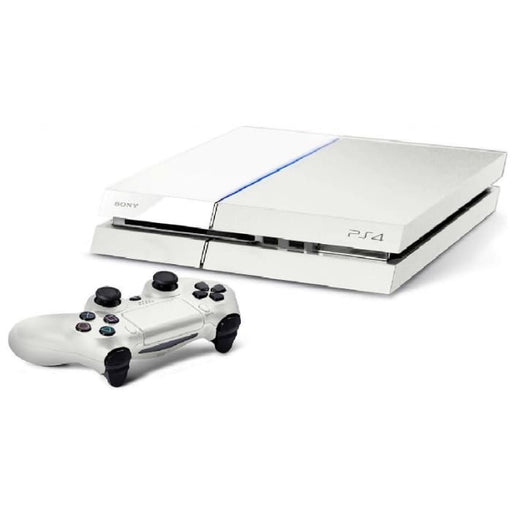PRE-OWNED | SONY PLAYSTATION PS4 500GB CONSOLE - GLACIER WHITE
