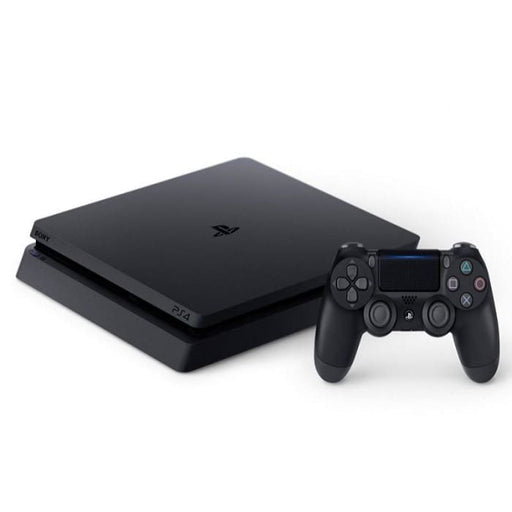 PRE-OWNED | SONY PLAYSTATION PS4 500GB SLIM CONSOLE - BLACK