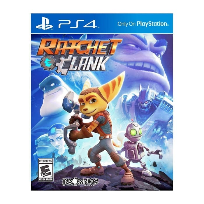 RATCHET & CLANK U.S IMPORT BUNDLE COPY - PS4 GAME