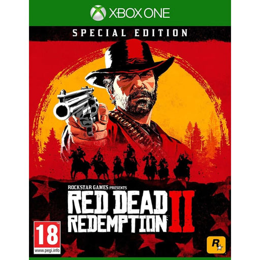 RED DEAD REDEMPTION 2 SPECIAL EDITION - XBOX ONE GAME