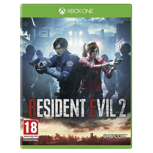 RESIDENT EVIL 2 - XBOX ONE GAME