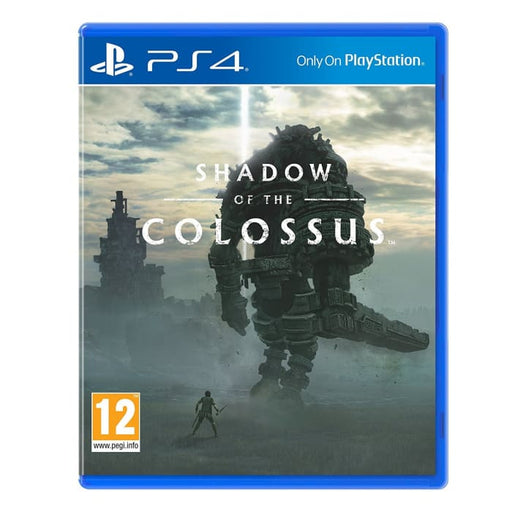 SHADOW OF THE COLOSSUS - PS4 GAME