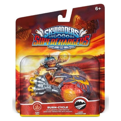 SKYLANDERS SUPERCHARGERS: BURN CYCLE VEHICLE