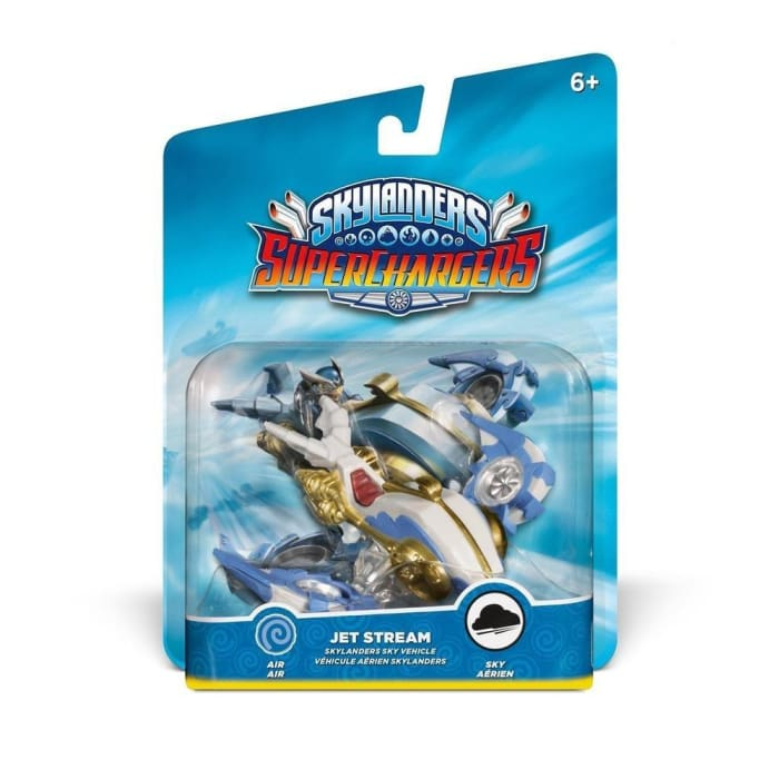 SKYLANDERS SUPERCHARGERS: JET STREAM VEHICLE