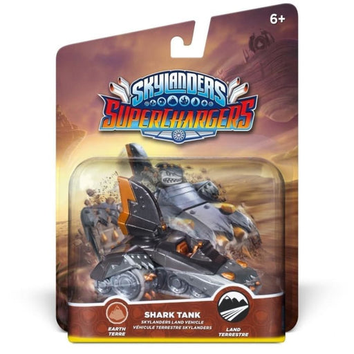 SKYLANDERS SUPERCHARGERS: SHARK TANK VEHICLE
