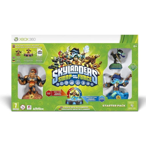 SKYLANDERS SWAP FORCE- STARTER PACK XOX 360