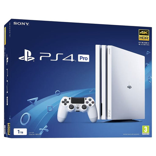 SONY PLAYSTATION PS4 1TB PRO CONSOLE - WHITE