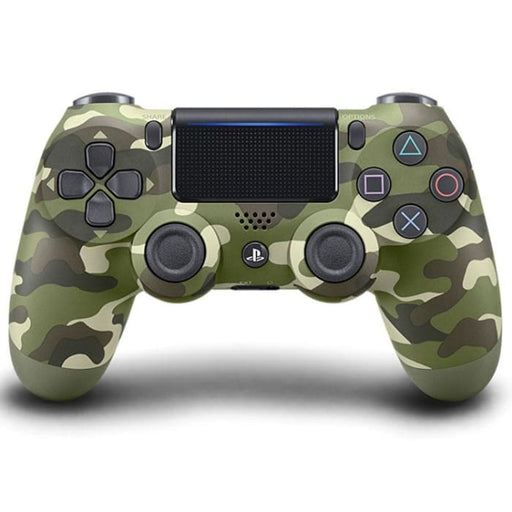 SONY PLAYSTATION PS4 DUALSHOCK 4 CONTROLLER GREEN CAMOUFLAGE V2