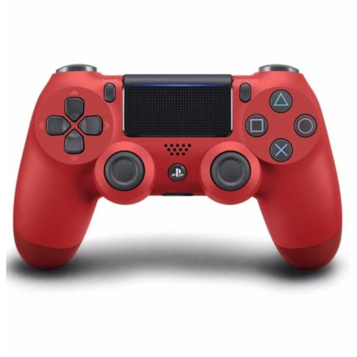 SONY PLAYSTATION PS4 DUALSHOCK 4 CONTROLLER MAGMA RED V2
