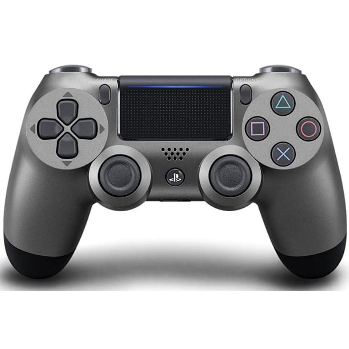 SONY PLAYSTATION PS4 DUALSHOCK 4 CONTROLLER STEEL BLACK V2
