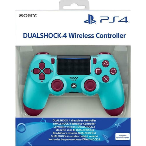 SONY PS4 DUALSHOCK 4 WIRELESS CONTROLLER LIMITED EDITION BERRY BLUE